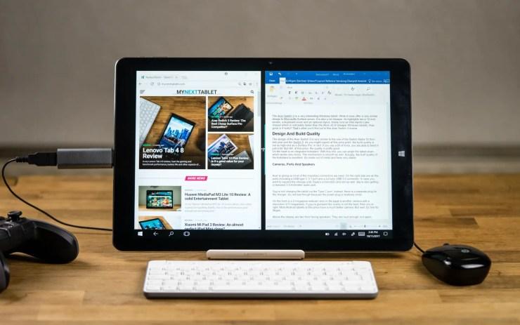 Chuwi Hi13 with Windows 10