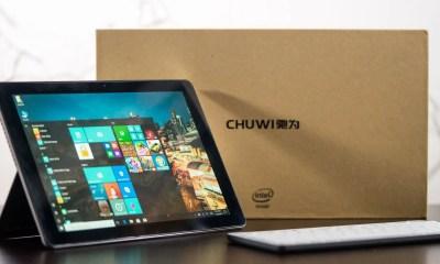 Chuwi SurBook Mini unboxing