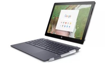 HP Chromebook x2 Chrome OS tablet
