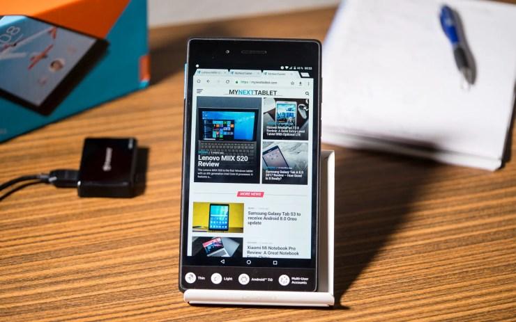 Lenovo Tab7 Essential Chrome