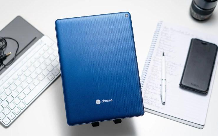 Acer Chromebook Tab 10 body