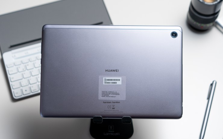 Huawei MediaPad M5 Lite 10 built quality