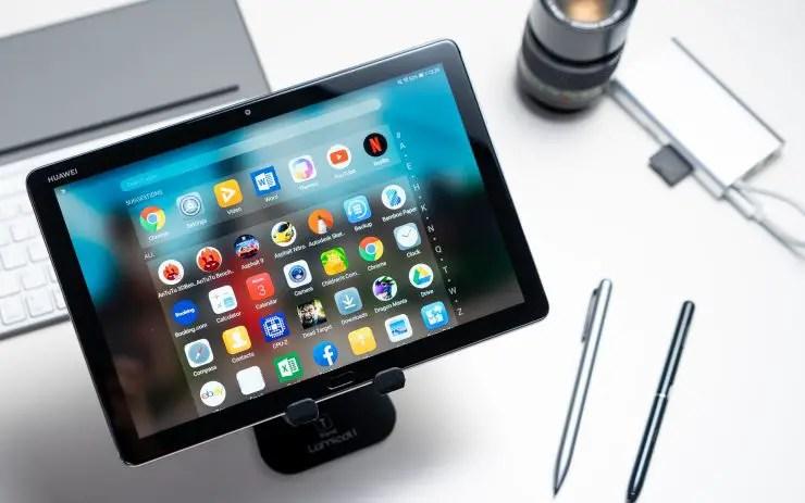 Huawei MediaPad M5 Lite 10 EMUI