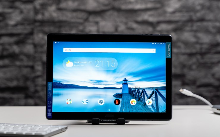 Lenovo Tab P10 Review: Affordable But With Lots Of Premium