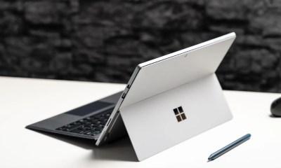 Microsoft Surface Pro 6 Design