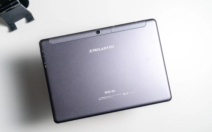 Teclast M20 design