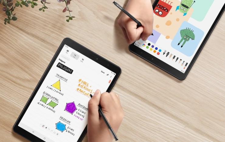 Samsung Galaxy Tab A Plus 8.0 with S Pen