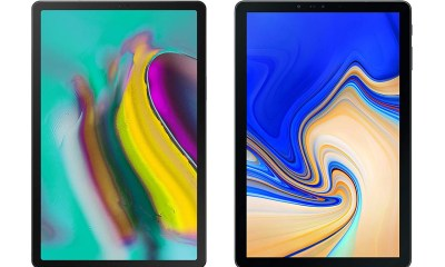Samsung Galaxy Tab S5e vs. Galaxy Tab S4 Comparsion