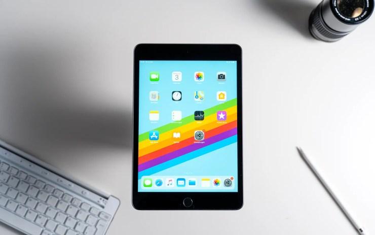 iPad Mini 2019 display