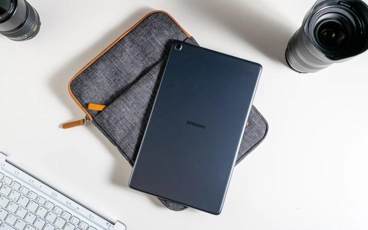 Samsung Galaxy Tab A 10.1 2019 design