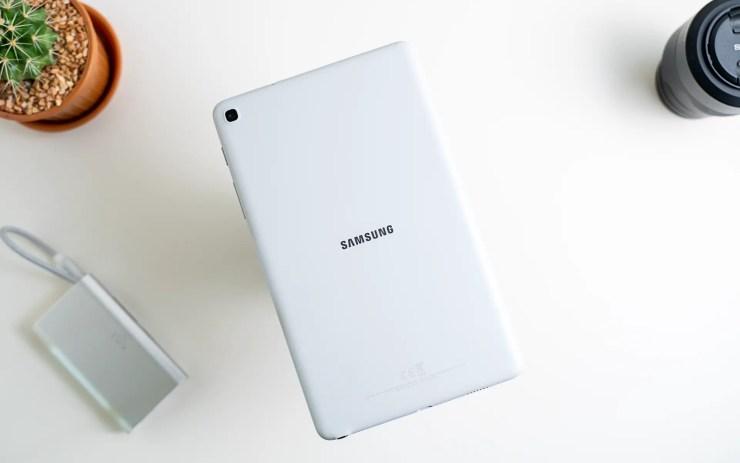 Samsung Galaxy Tab A 8.0 2019 Design