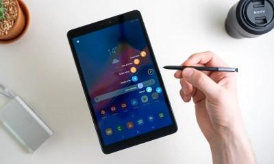 Samsung Galaxy Tab A 8.0 Air Commands