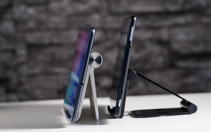 Samsung Galaxy Tab A 10.1 vs. Amazon Fire HD 10 USB Ports