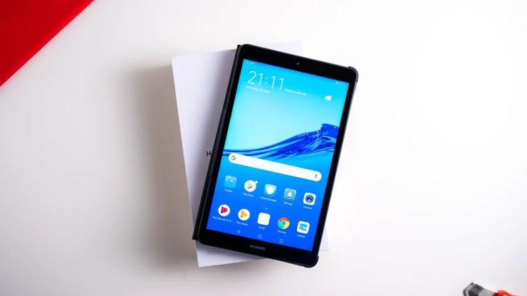 Huawei MediaPad M5 8 Lite Unboxing