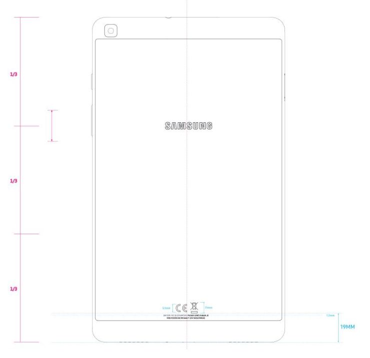 Samsung Galaxy Tab A 7.0 2019 FCC Documents
