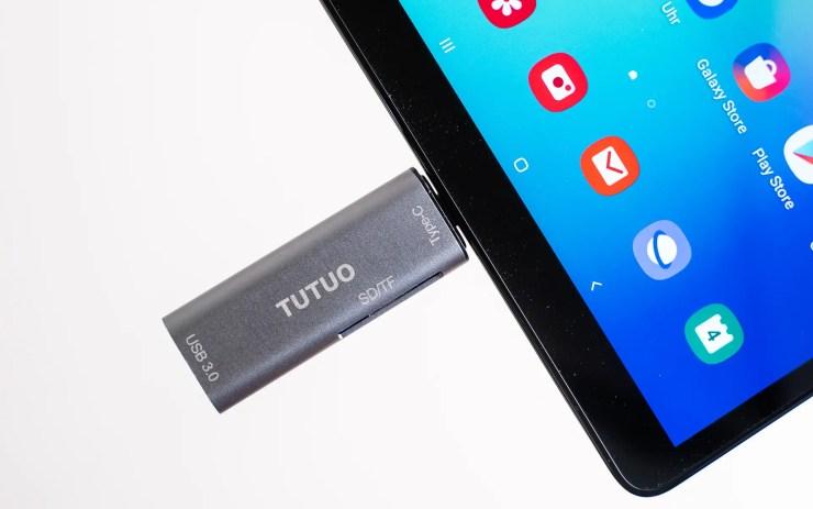 Tutuo USB C dongle