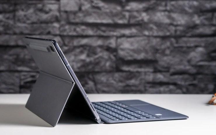 Samsung Galaxy Tab S6 keyboard back cover