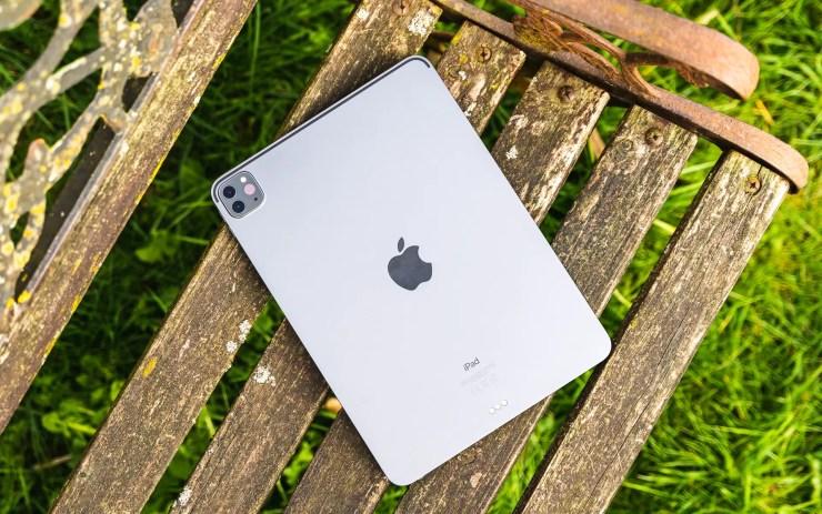 iPad Pro 2020 body