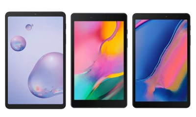 Samsung Galaxy Tab A 8 Inch Comparison