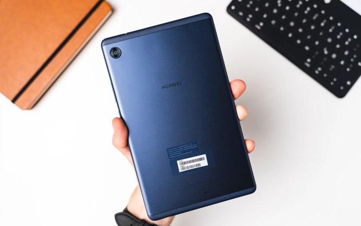 Huawei MatePad T8 design