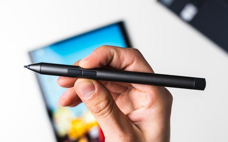Lenovo Yoga Duet 7i stylus