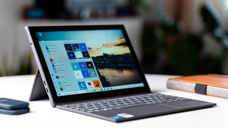 Lenovo Yoga Duet 3i review
