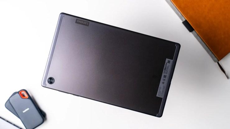 Lenovo Tab M10 HD 2nd Gen built quality