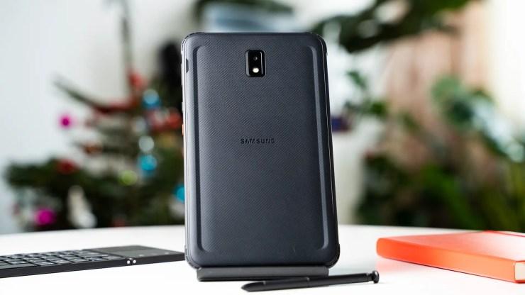 Samsung Galaxy Tab Active 3 rugged design