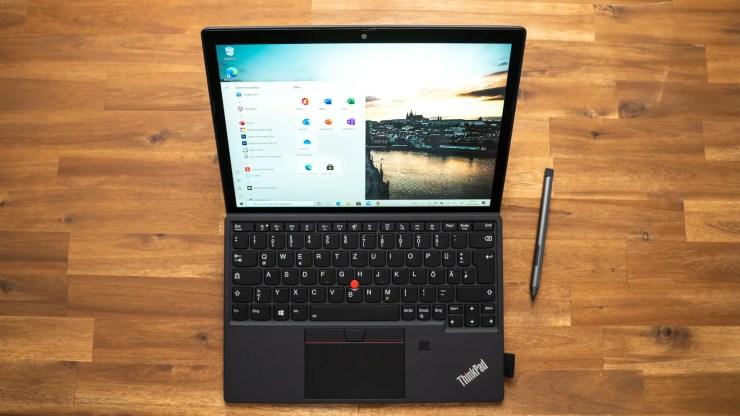 Lenovo ThinkPad X12 Detachable Review