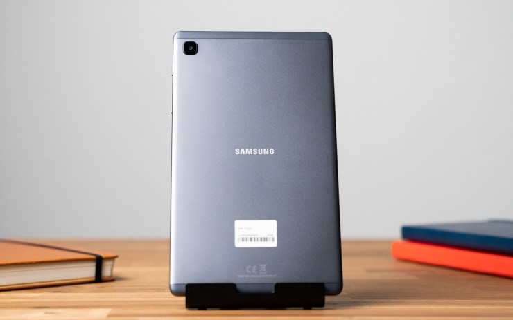 Samsung Galaxy Tab A7 Lite built quality