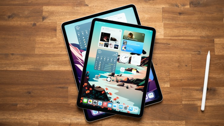 Apple iPad Pro M1 tested