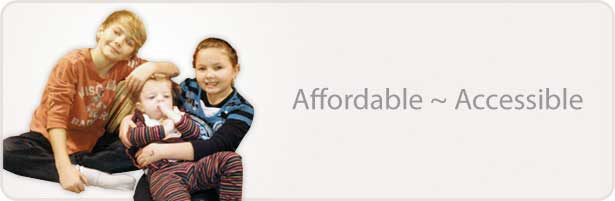 Affordable and Accessible