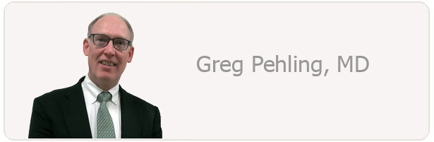 Greg Pehling, MD