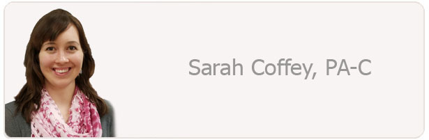 Sarah Coffey, PA-C