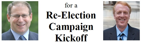 For a Re-Election Kickoff