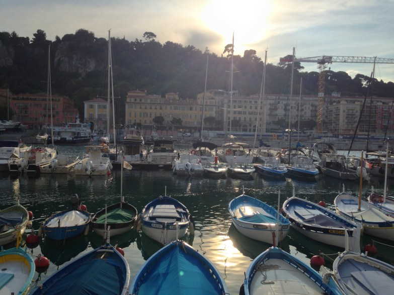 Nice Port Harbor