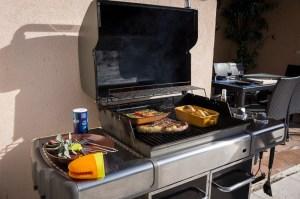 Weber Gas BBQ Grill