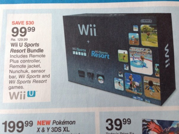 wii u and wii