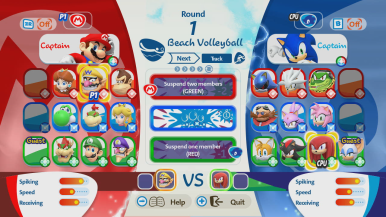 Are you team Mario or Sonic? You decide!