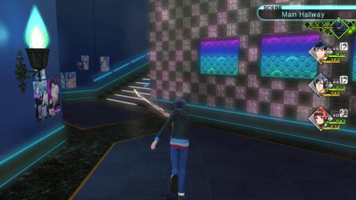 Swing that sword, Itsuki!
