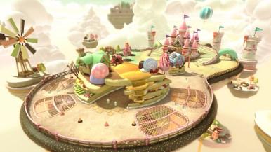 Take in the sweet delights of Sweet, Sweet Kingdom
