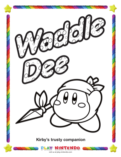 kirby_coloring_page_25th_anniversary-4