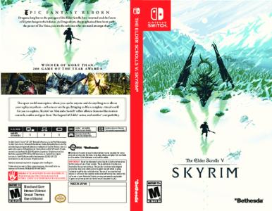 Skyrim-Switch_BLUE_Alternate_Cover