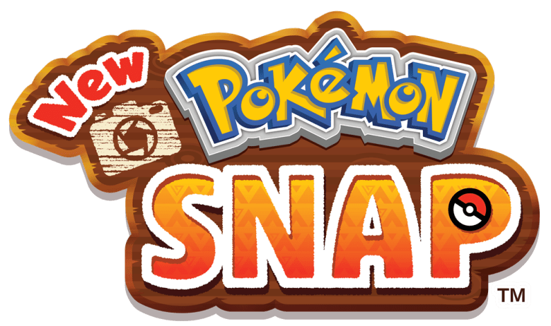new pokemon snap logo