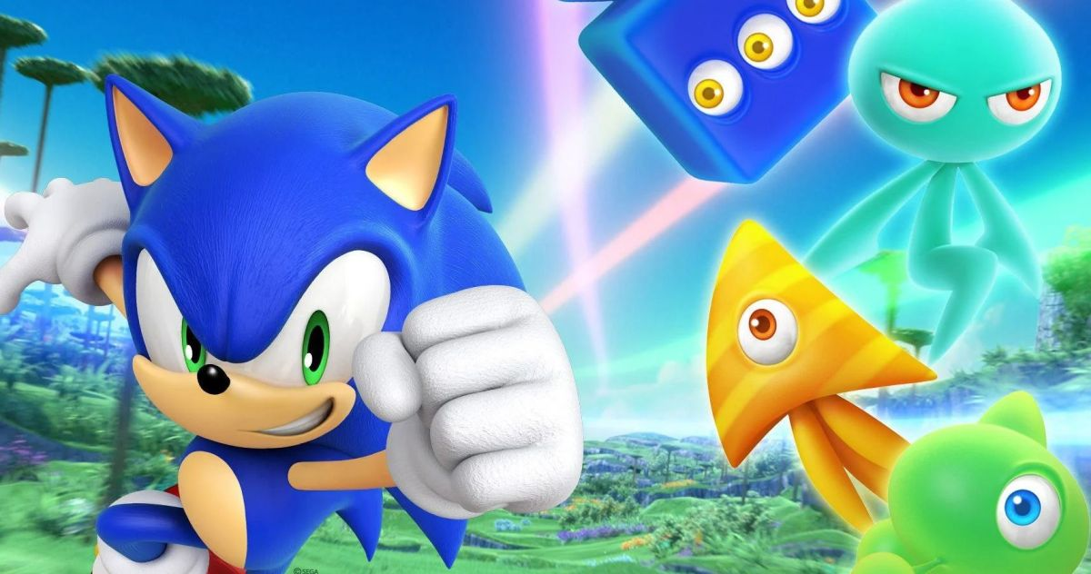 Video: Sonic Colors Ultimate Wisp Spotlight Trailer