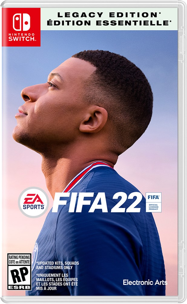fifa 2022 switch legacy edition EA announces that FIFA 22 will come to Nintendo Switch, but it will be the Legacy Edition