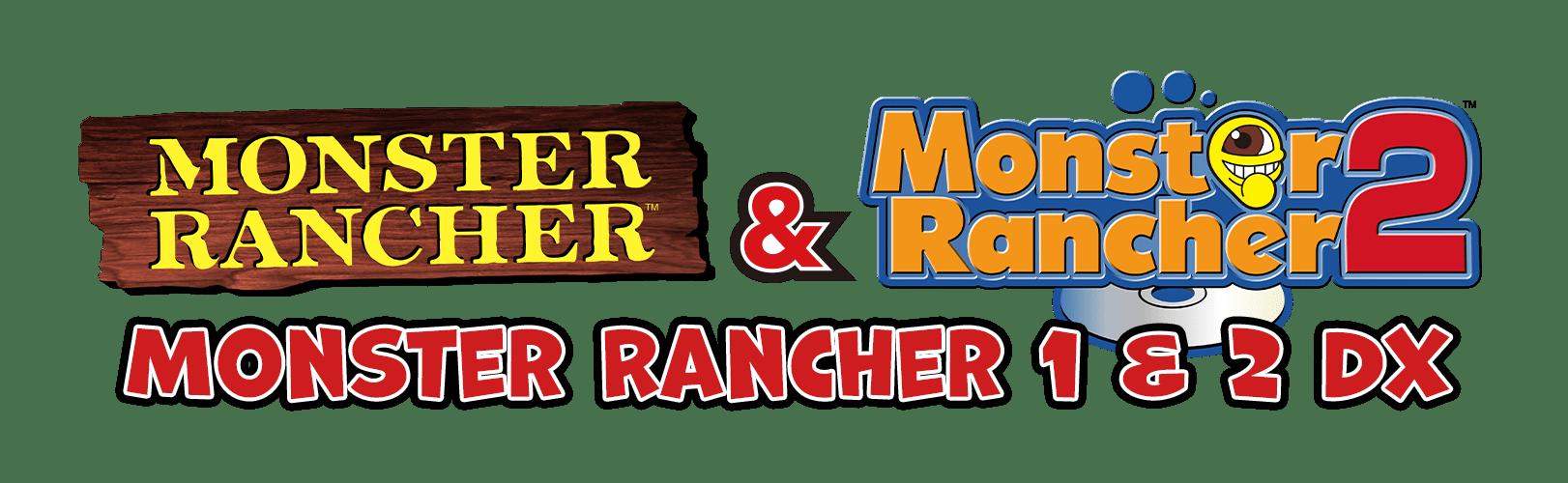 monster rancher logo