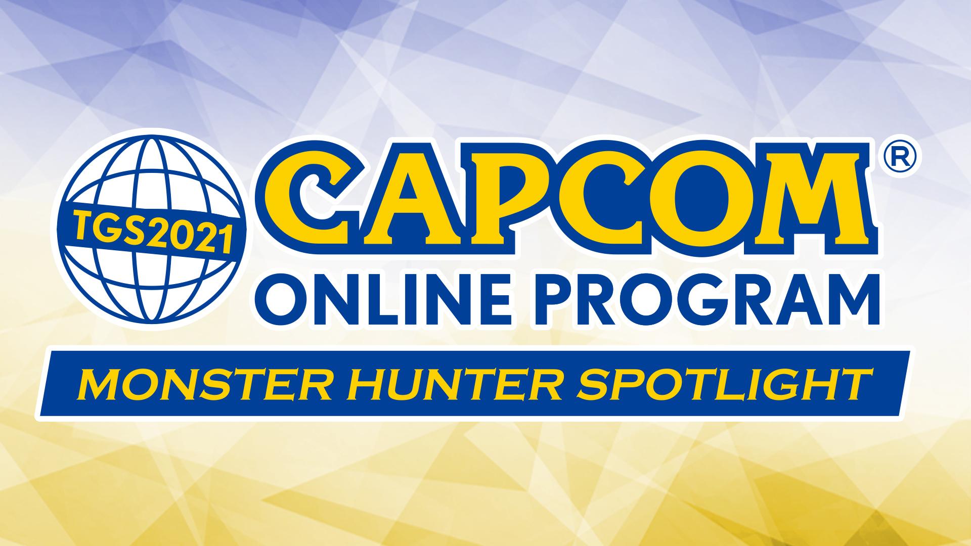 Capcom monster hunter tgs 2021