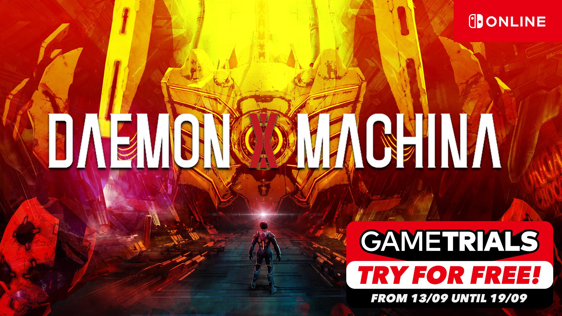 daemon x machina switch trial