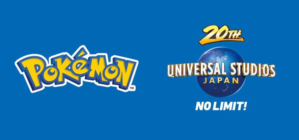 pokemon company & universal